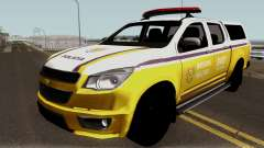 Chevrolet S-10 Brigada Militar for GTA San Andreas
