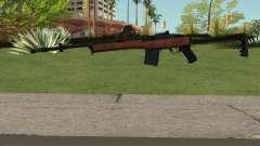 MINI-14 for GTA San Andreas