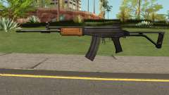 Galil Assault Rifle for GTA San Andreas