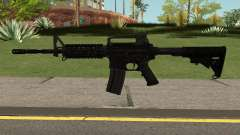 COD: Modern Warfare Remastered M4A1 for GTA San Andreas