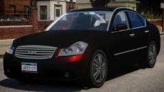 Infiniti M35 for GTA 4