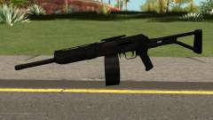 SAIGA 12K for GTA San Andreas