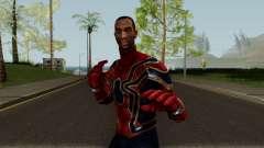CJ Spiderman for GTA San Andreas