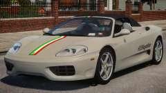 2000 Ferrari 360 Spider V1.3 for GTA 4