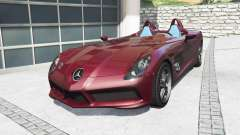 Mercedes-Benz SLR McLaren (Z199) 2009 [add-on] for GTA 5