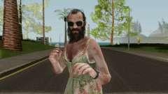 Trevor Skin (Con Falda) for GTA San Andreas