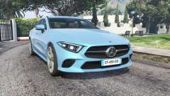 Mercedes-Benz CLS 450 (C257) 2018 [replace] for GTA 5