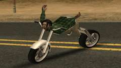 Ghetto Shaitan-Arba for GTA San Andreas