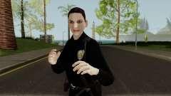 Female Cop LSMPD GTA V