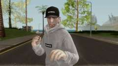 Skin Random 5 from GTA V Online for GTA San Andreas