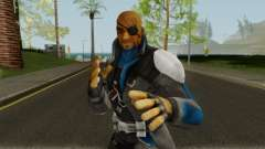 Nick Fury from MSF