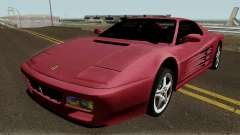 Ferrari 512 TR 1992 for GTA San Andreas