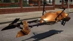 Star Wars Speeder Bike V 2.1 for GTA 4