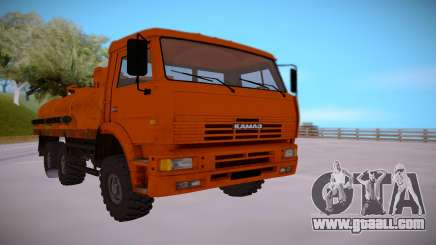KamAZ 6522 for GTA San Andreas