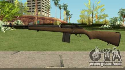 M14 (Normal Maps) for GTA San Andreas