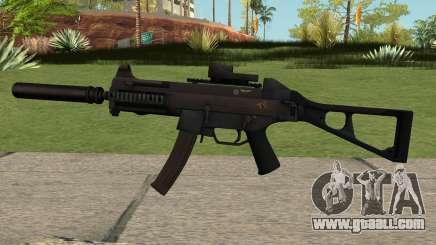 UMP9 for GTA San Andreas