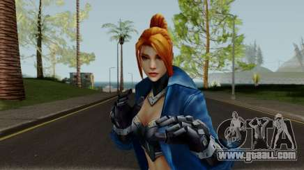 Marvel Future Fight - Elsa Bloodstone (MU) for GTA San Andreas