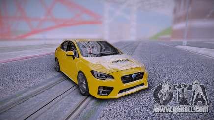 2018 Subaru WRX STI 4Dr Sport Pkg 6sp for GTA San Andreas