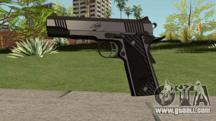 Kimber Eclipse Custom II for GTA San Andreas