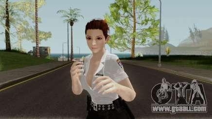 LGBTQ COPGRL3 (Kasumi DoA5) for GTA San Andreas