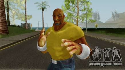 Luke Cage from MSF for GTA San Andreas