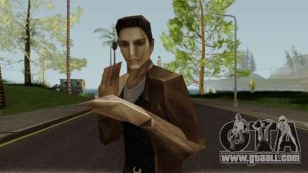 Harry Mason Silent Hill for GTA San Andreas