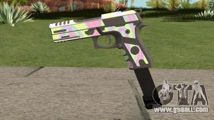 GTA Online Gunrunning Pistol MK.II for GTA San Andreas