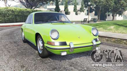Porsche 911 (901) 1964 [replace] for GTA 5