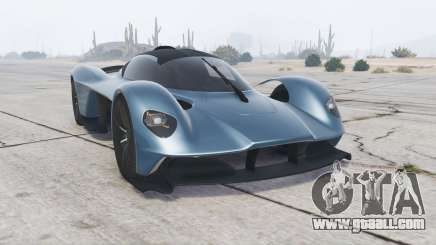 Aston Martin Valkyrie prototype 2017 [add-on] for GTA 5