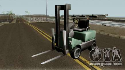 New Forklift for GTA San Andreas