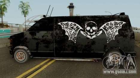 Angels Of Death Gang Burrito GTA 4 for GTA San Andreas