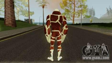Ben 10 Heatblast for GTA San Andreas