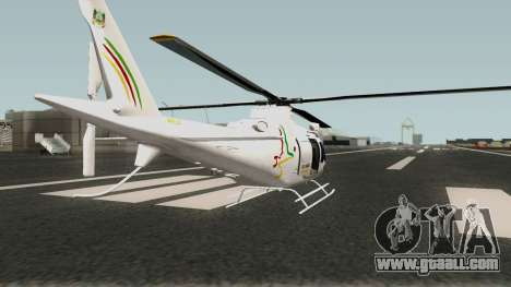 helicopter a 119 koala for gta san andreas
