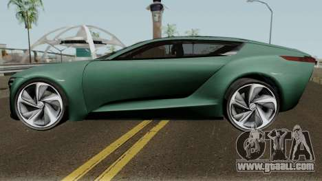 Buick Riviera Concept 2013 for GTA San Andreas left view