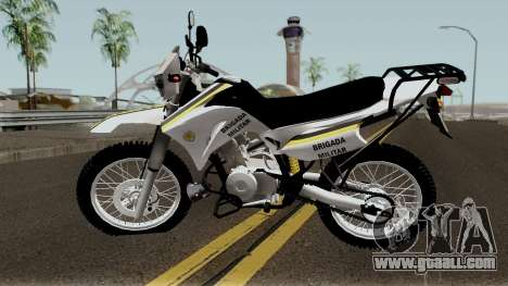 Yamaha Lander for GTA San Andreas