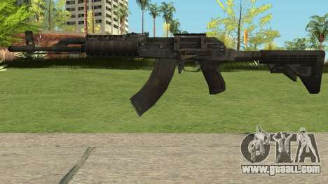 COD-MW3 AK-47 for GTA San Andreas