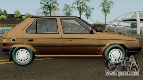 Skoda Favorit 1994 for GTA San Andreas