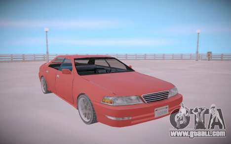 Toyota Mark II for GTA San Andreas