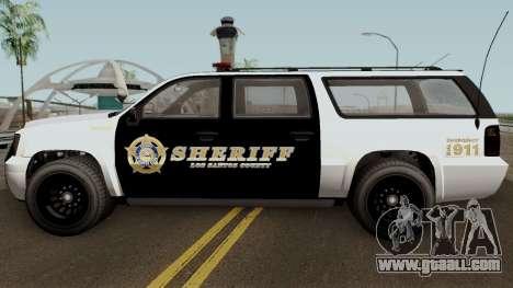 Police Granger GTA 5 for GTA San Andreas