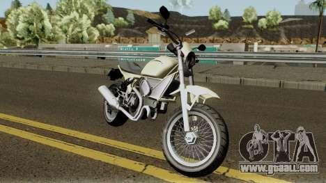 Pegassi Esskey GTA V for GTA San Andreas