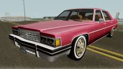 Cadillac Fleetwood Normal 1985 v1 for GTA San Andreas