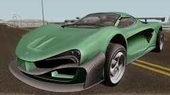 Grotti Turismo RX GTA V for GTA San Andreas