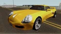 New Super GT for GTA San Andreas