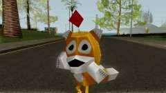 Tails Doll - Sonic R for GTA San Andreas