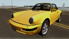 Porsche 911 Carrera 4 (964) (US-Spec) 1989 for GTA San Andreas