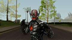 MFF Hank Pym Utron for GTA San Andreas