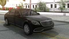 Mercedes-Benz W222 S650 Maybach for GTA San Andreas