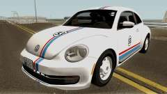 Volkswagen Beetle - Herbie 2013 for GTA San Andreas