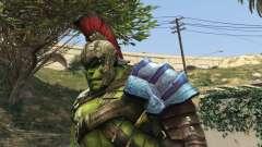 Hulk Ragnarok 1.0 for GTA 5