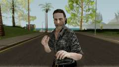 Rick Grimes from TWD V2 for GTA San Andreas